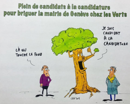 Geneve, Elections, mairie