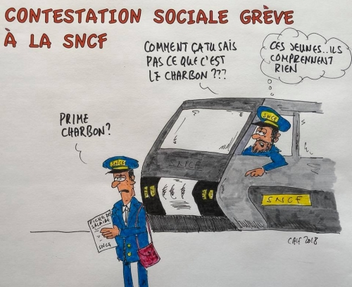 France, syndicats,cheminots, Macron, grèves