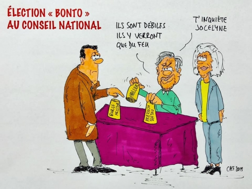 Elections, Conseil national, Genève, EAG